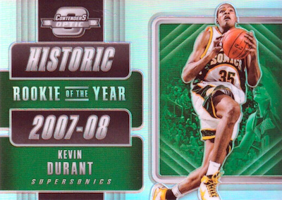 2018-19 Panini Contenders Optic Basketball Cards 30