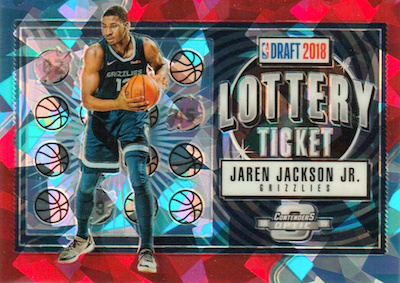2018-19 Panini Contenders Optic Basketball Cards 31