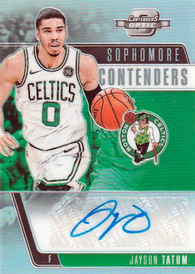 2018-19 Panini Contenders Optic Basketball Cards 26