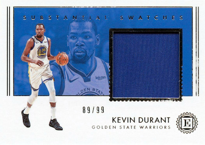 2018-19 Panini Encased Basketball Cards 29