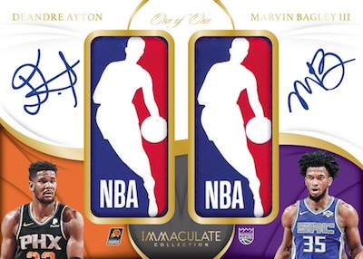 2018-19 Panini Immaculate Collection Basketball Cards 4