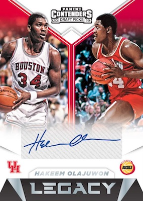 2019 20 Panini Contenders Draft Picks Basketball Checklist Set Info Box
