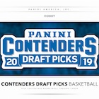 2019-20 Panini Contenders Draft Picks Basketball Cards