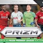 2019-20 Panini Prizm Premier League Soccer Cards