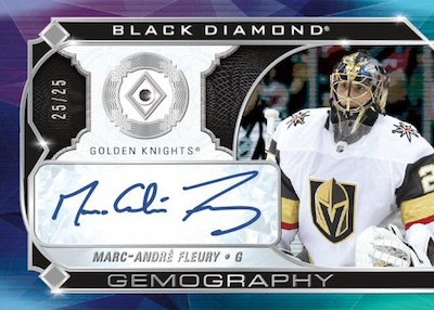 2019-20 Upper Deck Black Diamond Hockey Cards 8
