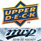 2019-20 Upper Deck MVP Hockey Complete Factory Set