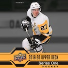 2019-20 Upper Deck Series 1 Hockey Cards