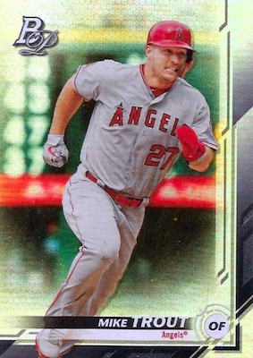 2019 Bowman Platinum Baseball Variations Guide 1