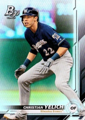 2019 Bowman Platinum Baseball Variations Guide 9