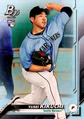 2019 Bowman Platinum Baseball Variations Guide 11