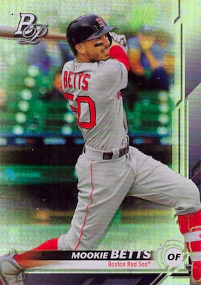2019 Bowman Platinum Baseball Variations Guide 17