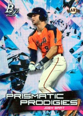 2019 Bowman Platinum Baseball Cards - NBCD Hanger 33