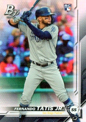 2019 Bowman Platinum Baseball Variations Guide 22
