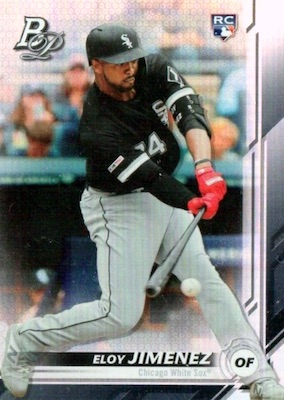 2019 Bowman Platinum Baseball Variations Guide 24
