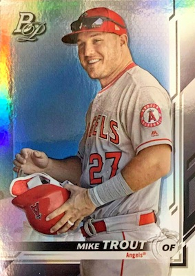 2019 Bowman Platinum Baseball Variations Guide 2