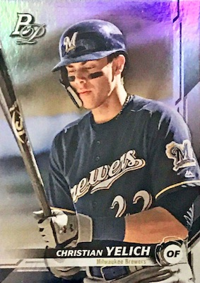2019 Bowman Platinum Baseball Variations Guide 10