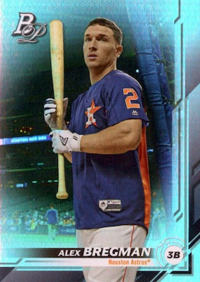 2019 Bowman Platinum Baseball Variations Guide 6