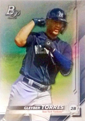 2019 Bowman Platinum Baseball Variations Guide 20