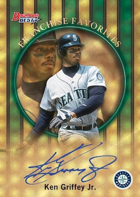 2019 Bowman's Best Baseball Cards 8