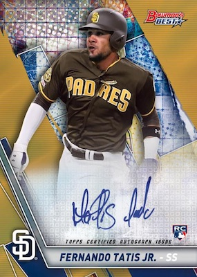 2019 Bowman's Best Baseball Cards 6