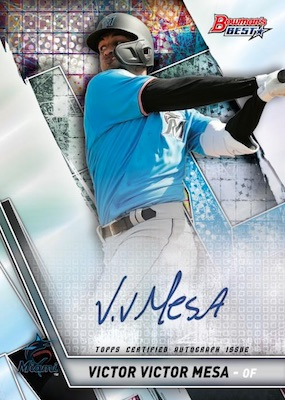 2019 Bowman's Best Baseball Cards 5