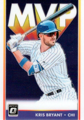2019 Donruss Optic Baseball Cards 31