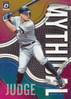 2019 Donruss Optic Baseball Cards 32