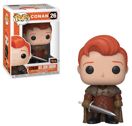 Ultimate Funko Pop Conan O'Brien Figures Checklist and Gallery 28