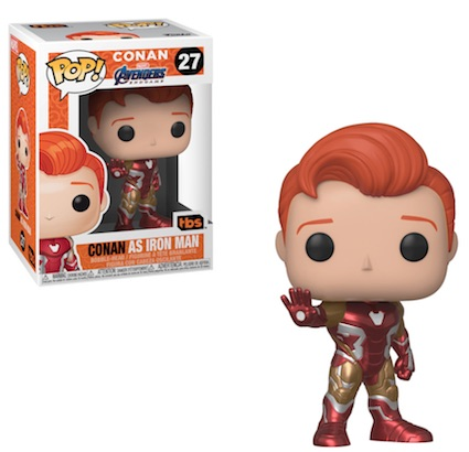 Ultimate Funko Pop Conan O'Brien Figures Checklist and Gallery 29