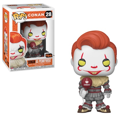 Ultimate Funko Pop Conan O'Brien Figures Checklist and Gallery 30