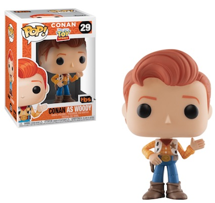 Ultimate Funko Pop Conan O'Brien Figures Checklist and Gallery 31
