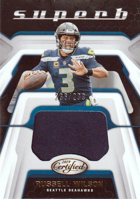 2019 Panini Certified Football Cards 32