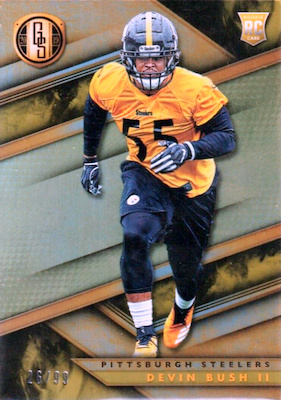 2019 Panini Gold Standard Football Cards 3