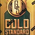 2019 Panini Gold Standard Football Cards