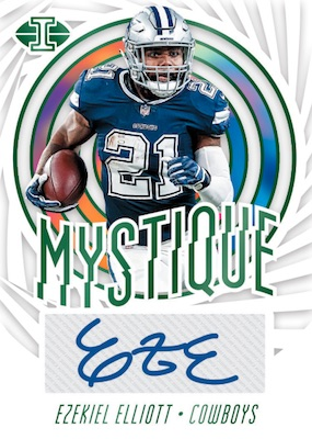 2019 Panini Illusions Football Cards 9