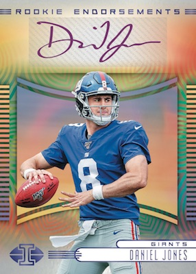 2019 Panini Illusions Football Cards 7