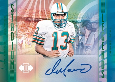 2019 Panini Illusions Football Cards 8
