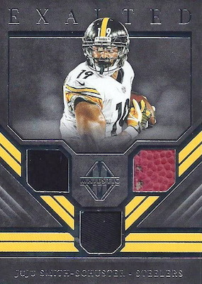 2019 Panini Majestic Football Cards 34