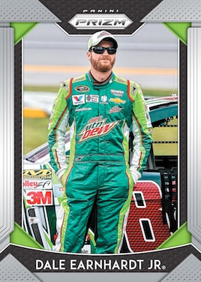2019 Panini Prizm Racing NASCAR Cards 3