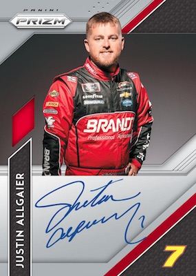 2019 Panini Prizm Racing NASCAR Cards 7
