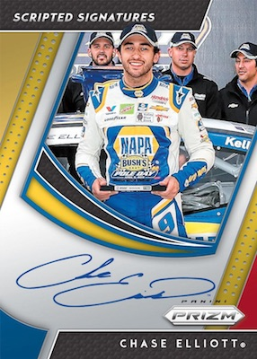 2019 Panini Prizm Racing NASCAR Cards 8
