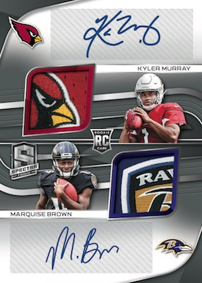 2019 Panini Spectra Football Cards 8