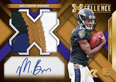 2019 Panini XR Football Cards 7
