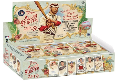 Site Contest: Win a Free 2019 Topps Baseball Hobby Box - Last Hours 1