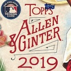 2019 Topps Allen & Ginter Baseball Cards