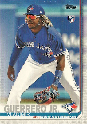 Top Vladimir Guerrero Jr. Rookie Cards and Prospects 9