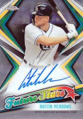 2019 Topps Chrome Baseball Cards 35