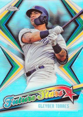2019 Topps Chrome Baseball Cards 39