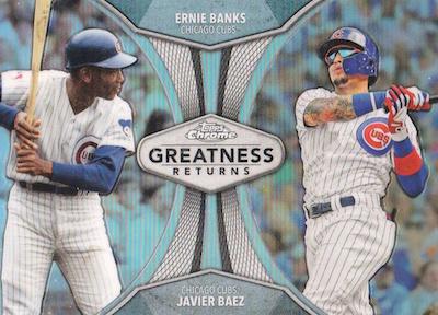 2019 Topps Chrome Baseball Cards 40