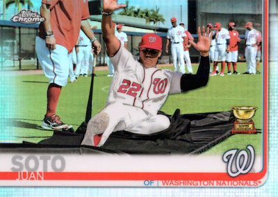 2019 Topps Chrome Baseball Variations Gallery 46